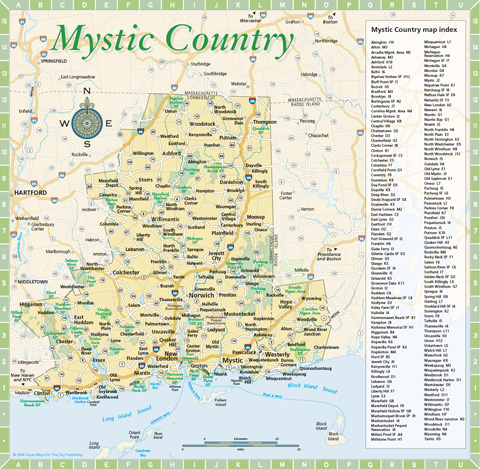 Mystic Country || Beehive Mapping